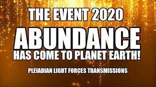 MICHAEL LOVE: ** DAS EVENT 2020 - EIN NEUES SYSTEM DES ÜBERFLUSSES AUF DER ERDE IST IN KRAFT! **