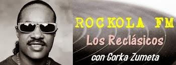 """STEVIE WONDER EN """"LOS RECLÁSICOS"""""""
