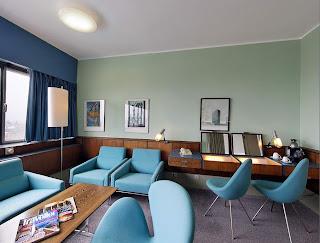 Interiorismo Arne Jacobsen