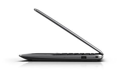 Google's and Samsung's Series 5 550 ChromeBook