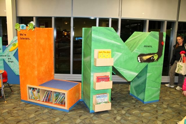 Keith Baker LMNO PEAS library via www.happybirthdayauthor.com