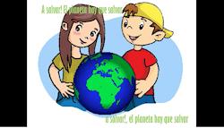 """Canción """"Salvar el planeta"""""""
