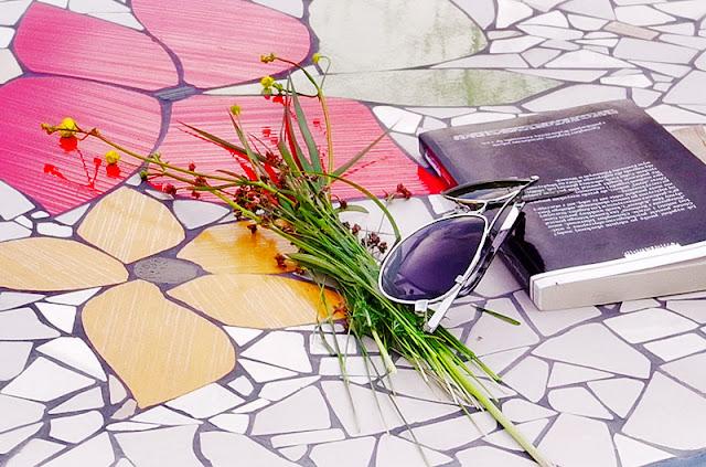 mozaika z bliska