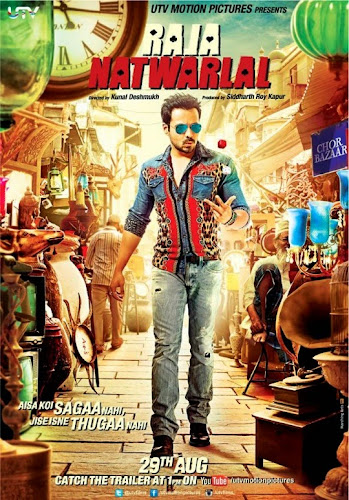 Raja Natwarlal (2014) Movie Poster No. 3