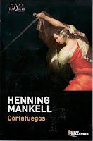 """Cortafuegos"" - H. Mankell"