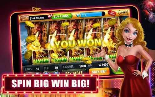 Slots – Big Win Casino Full Apk İndir