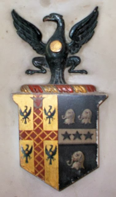 Sir Joseph Mawbey's Coat of Arms