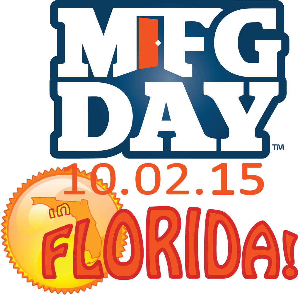 Oct. 2 is Manufacturing Day! Mark Your Calendar!