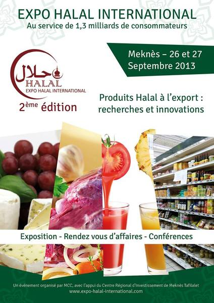 Expo Halal International 2013
