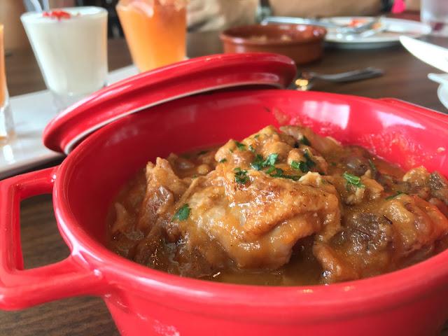 Milagro Spanish Restaurant - Chicken Harisso