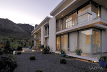 Modern Villa Montrose House Saota Cape Town South