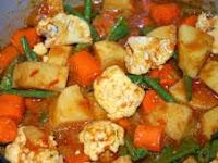 Resep Kare Sayur untuk Vegetarian