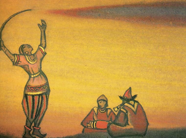 ROERICH.  Nicolai (Nicolai Konstantinovich Roerich,1874-1947).