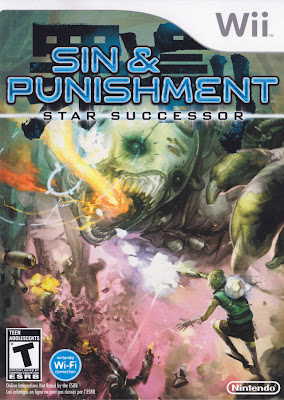 Sin and Punishment: Star Successor Wii