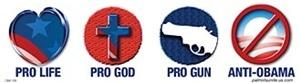direita americana, conservadores, camisa, aborto, Pro-vida, Pro-Arma, Pro-Deus, Botton