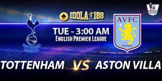 Prediksi Tottenham Hotspur vs Aston Villa 3 November 2015   Liga Primer Inggris    Idola188 - Agen Bola Terpercaya