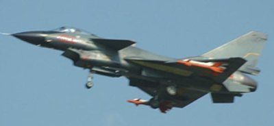 Jet Airlines: J-10 Fighter Aircraft