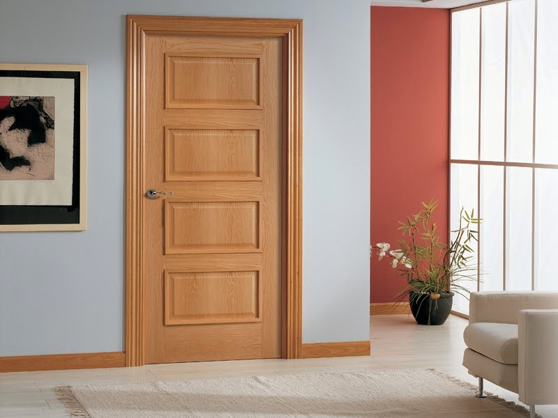 Muebles de melamine y madera en general inicio for Modelo de puertas para habitaciones modernas
