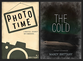 THE COLD - a suspense novel with a twist, and PHOTOTIME - a comical, magical adventure.