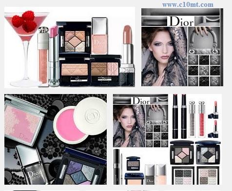 Thương hiệu thời trang Christian Dior Cosmetics