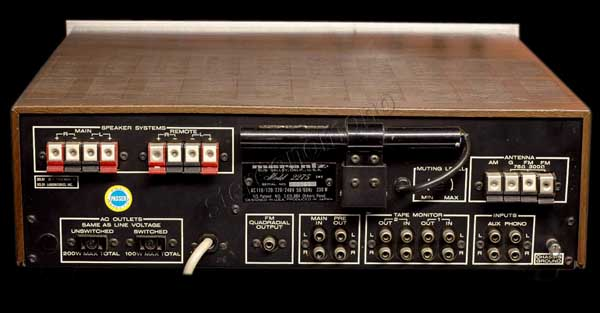 Marantz 2275 Stereo Receiver | 1974 - 1976 A mighty vintage … | Flickr