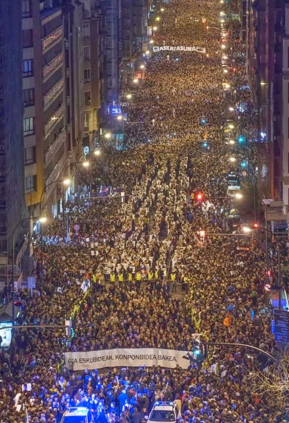 Ante el conflicto político en Euskal Herría