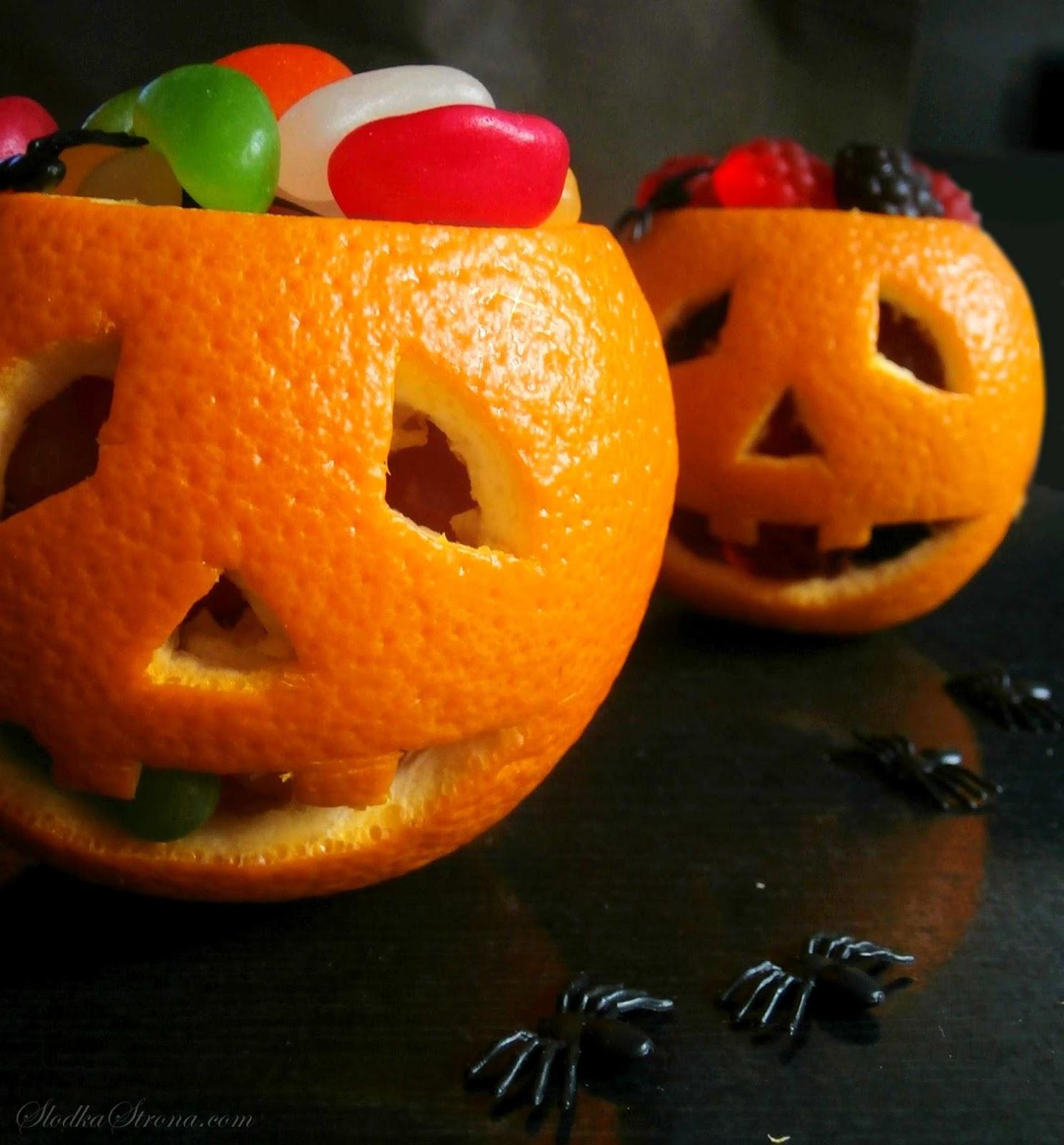slodycze halloween