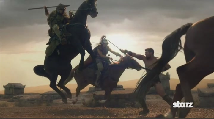 spartacus season 2 free download