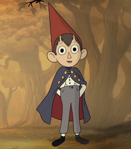 film over the garden wall