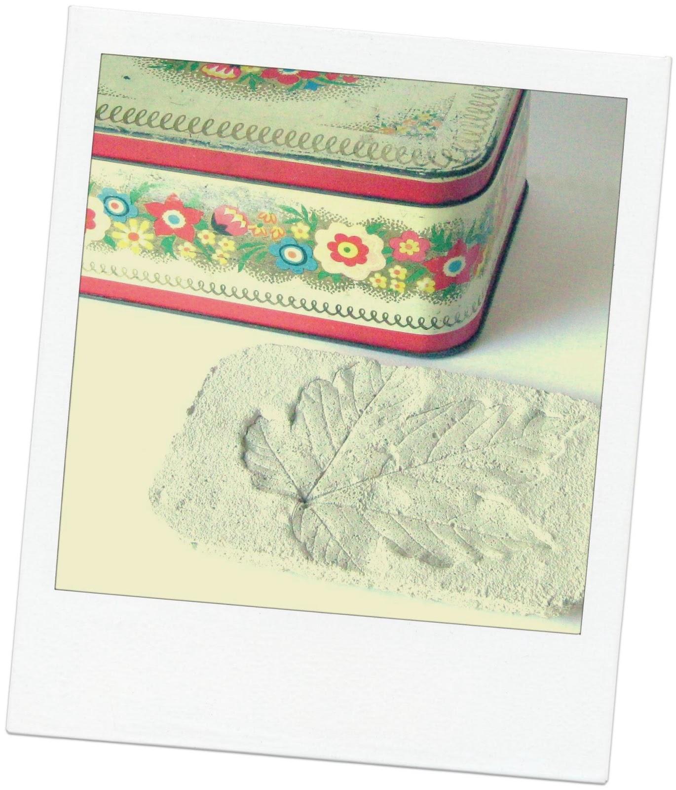 Polaroid koekblik