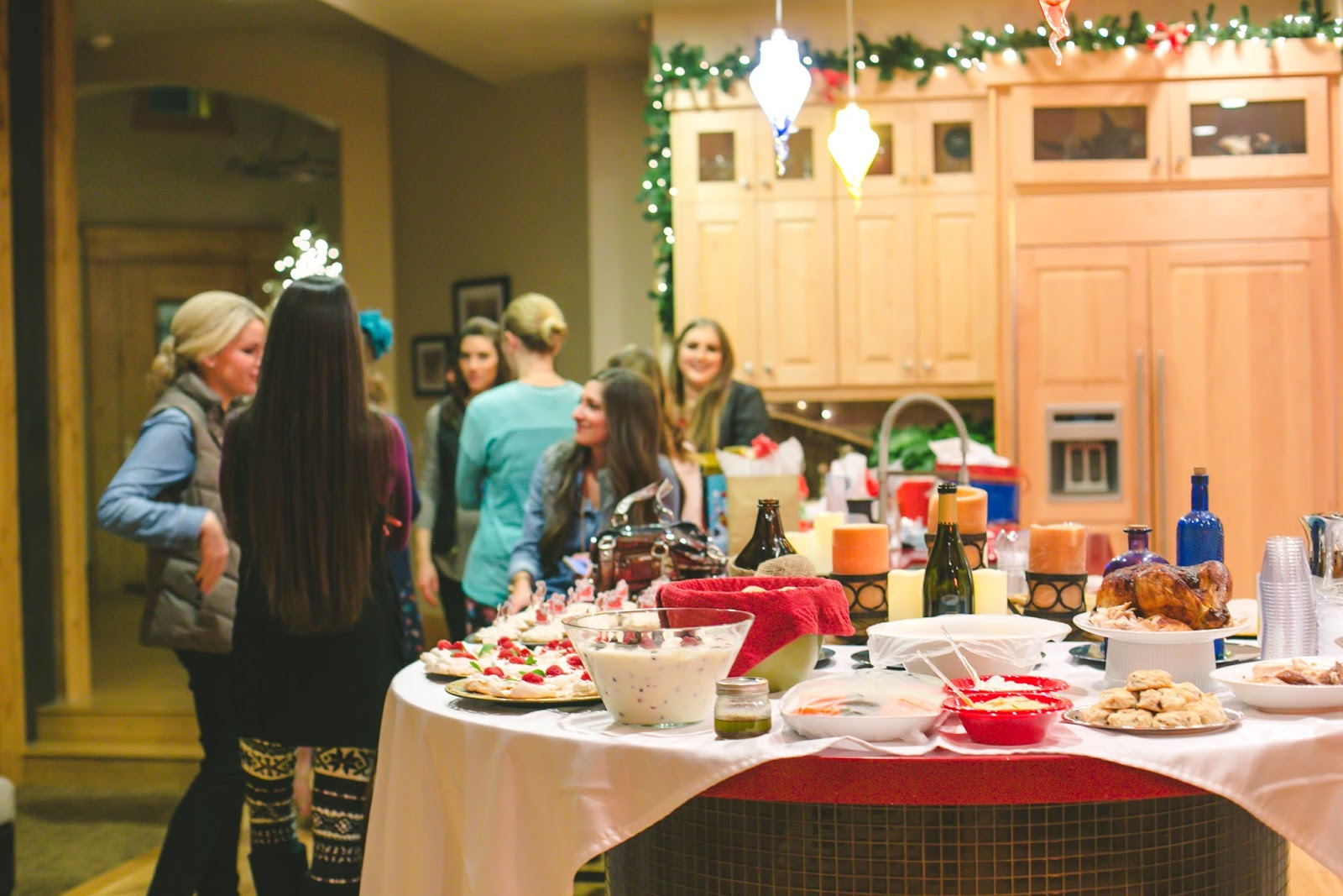Wonderful Book Club Christmas Party Ideas Part - 5: After ...