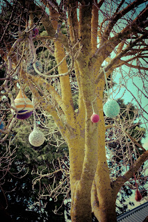 Penola - yarn baubles