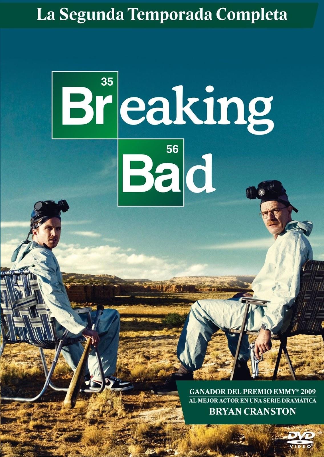 breaking bad temporada 2 1080p subtitulada series