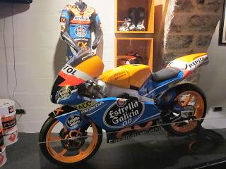 Moto campeona de España en 2012