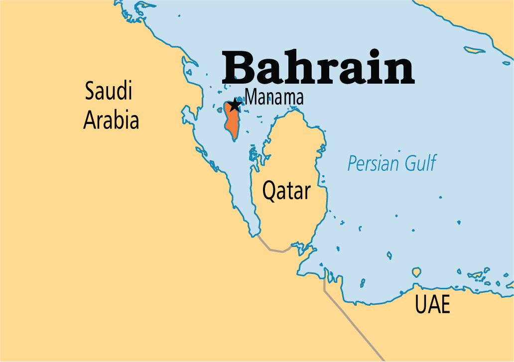 Bahrain And Qatar Same Flag