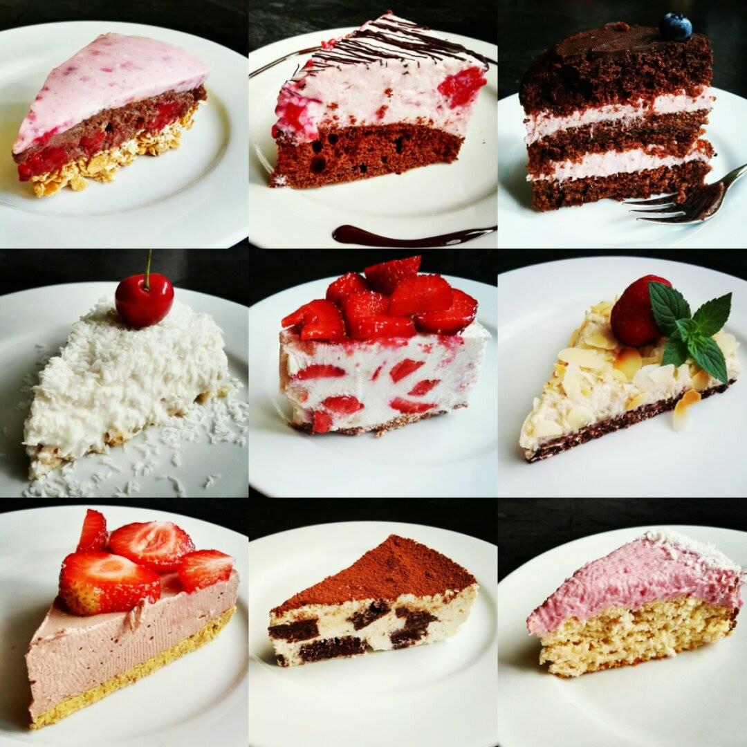 Zdrowe ciasta