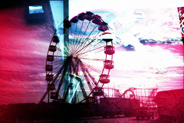 ferris wheel lomo 2