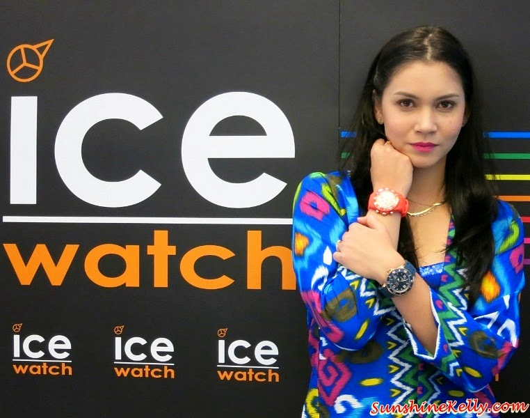 Ice-Watch Nu Sentral Opening, Fizz Fairuzz, Zain Saidin, Azura Couture, Julia Ziegler, Habib Group,