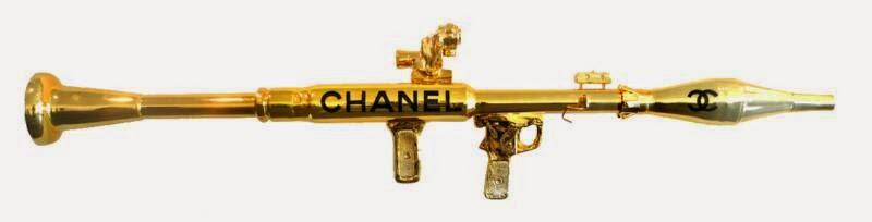 Chanel Bazooka