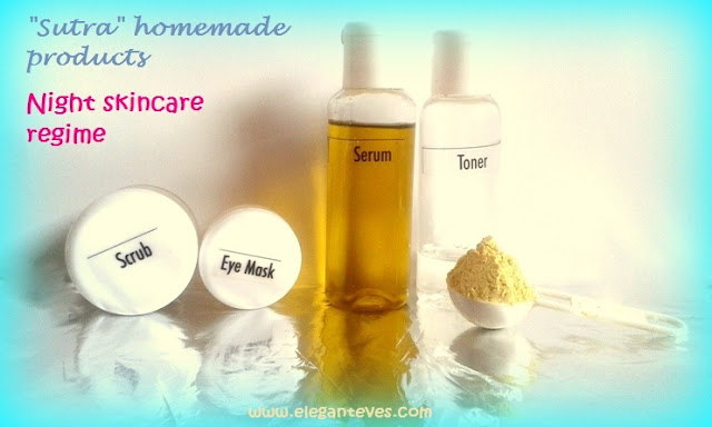 """Sutra"" homemade skincare products"