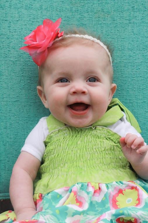 Charlotte 6 months