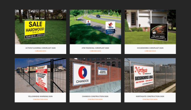 Marketing your business: Why Street Signs have always worked