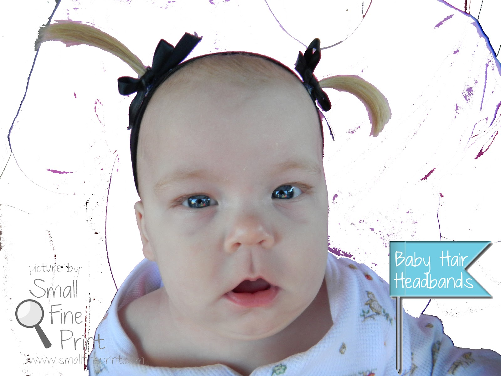Baby Hair Headbands  2b255baf34f