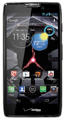 Motorola DROID RAZR HD – XT926 - Verizon Wireless