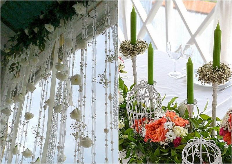декор веранды на свадьбу