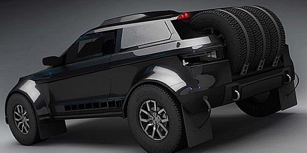 Range Rover Evoque Suv Fast Spy Photo Car All Upcoming