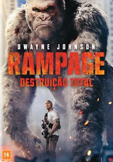 Assistir Rampage – Destruição Total Dublado