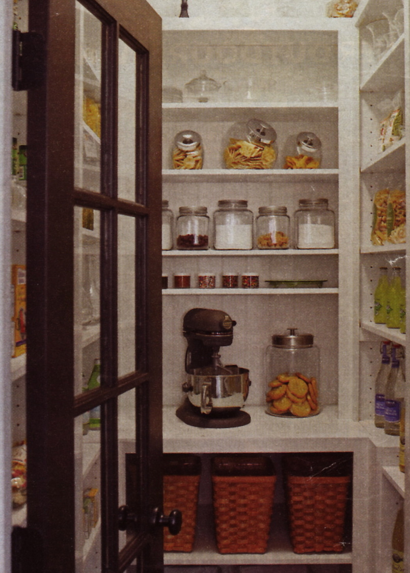 Malka In The Pantry CUSTOM PANTRY IDEAS