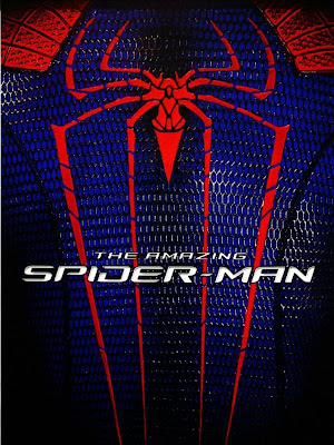 The Amazing Spider Man Costume and Logo Poster