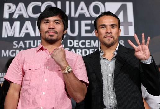 Will Marquez be amenable to a fifth battle with Pacquiao?
